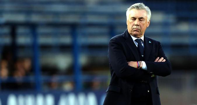 Napoli, per Ancelotti una partita che vale una stagione