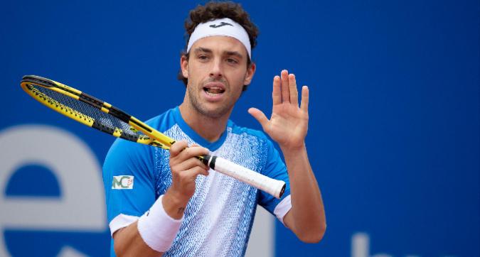 Tennis, ATP Monaco di Baviera: Cecchinato fuori, rinviata per pioggia la sfida di Berrettini