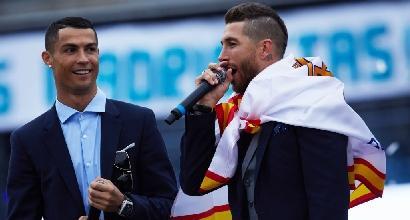 Calciomercato Real Madrid, Sergio Ramos chiede di essere liberato: offerta dalla Cina