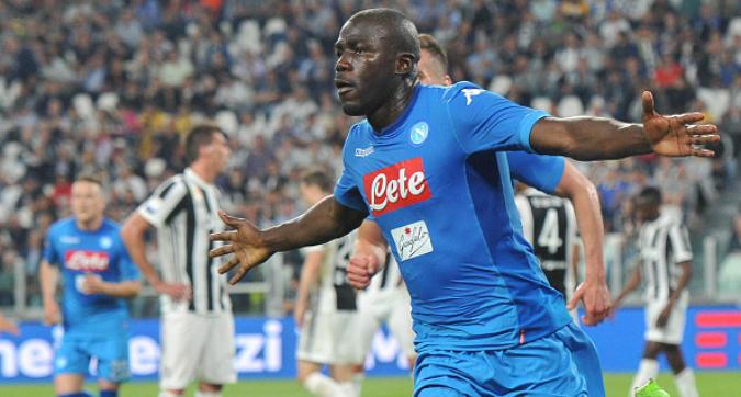 Koulibaly resterà solo un sogno (o forse un incubo) per la Torino bianconera