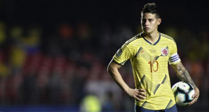 James, Real e Napoli sono lontani: l'Atletico mette la freccia