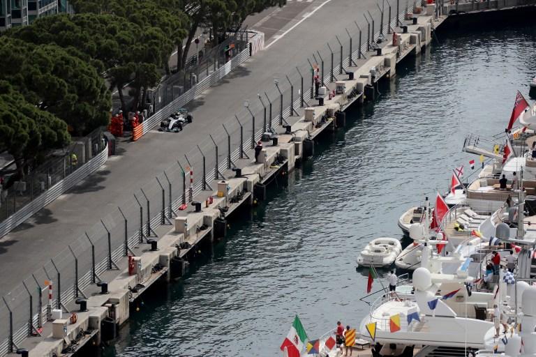 F1, giovedì in pista a Montecarlo