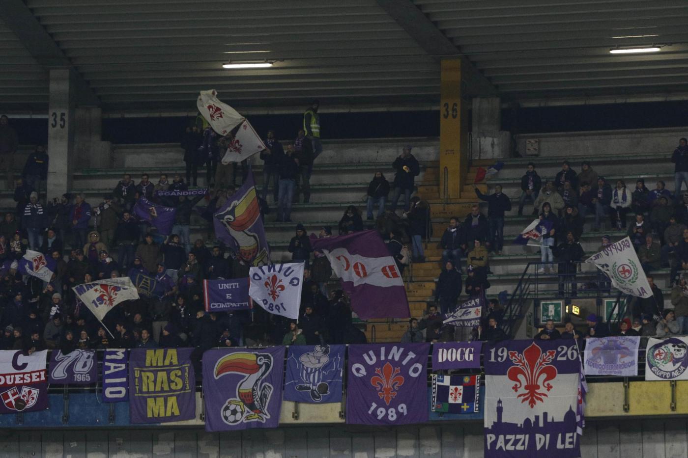 Serie A: Fiorentina, tre sberle al Chievo