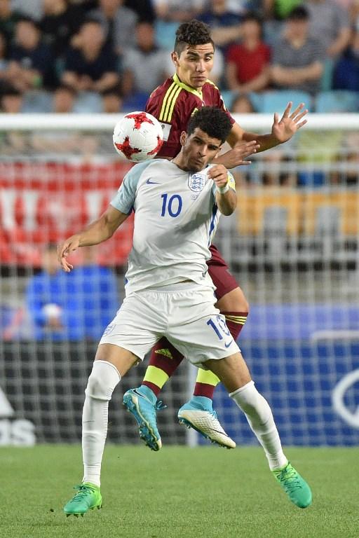 Mondiale Under 20: trionfo Inghilterra