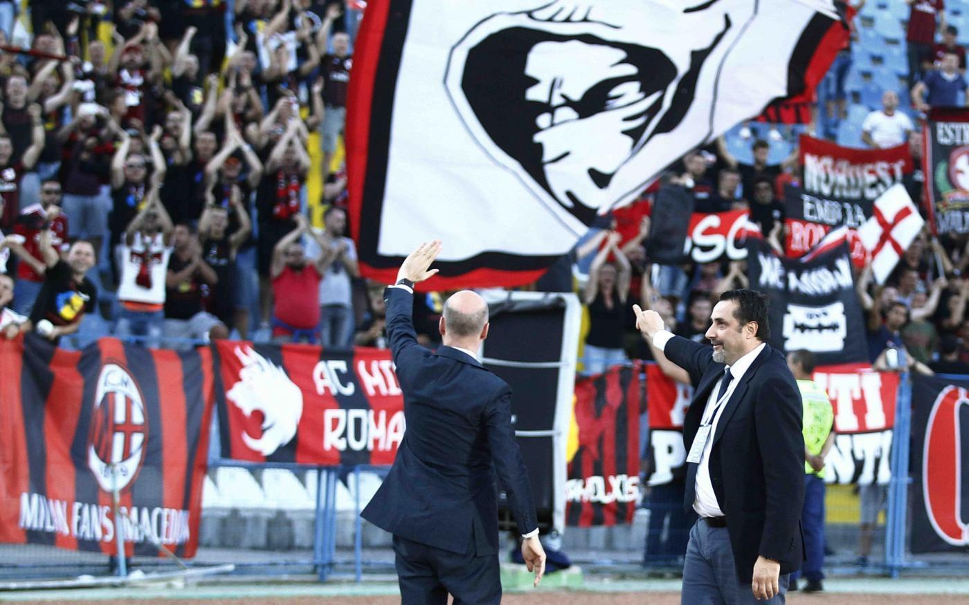 E. League: Rodriguez-gol, il Milan vede i playoff