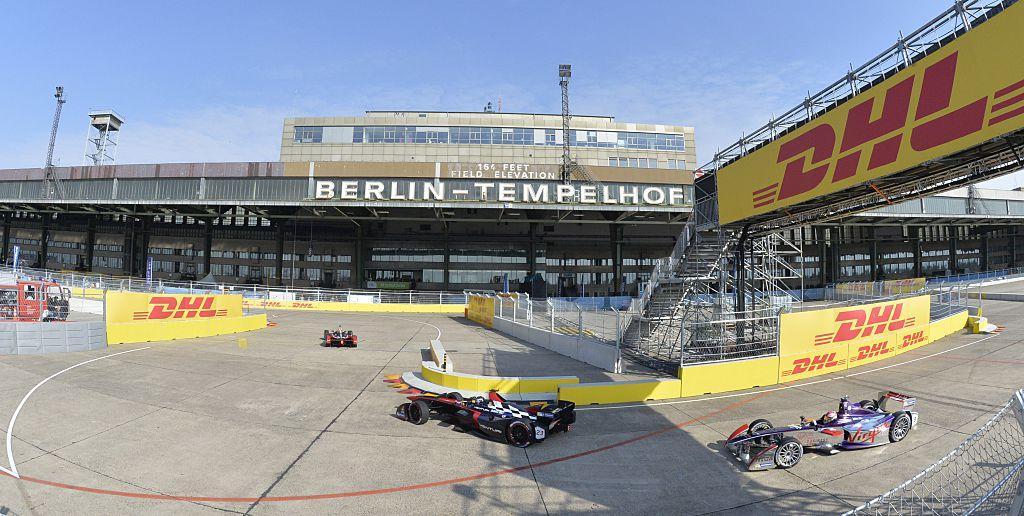 La Formula E tornerà per la quinta volta a Berlino, sul circuito dell'aeroporto di Tempelhof