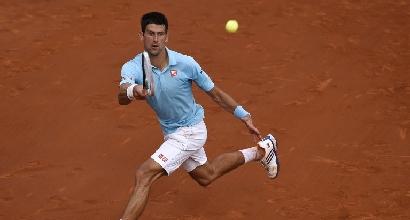 Novak Djokovic, Foto AFP