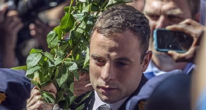 Oscar Pistorius, Foto AFP