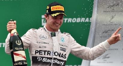Rosberg (AFP), Foto AFP