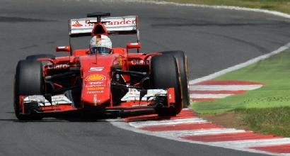 Vettel (AFP), Foto AFP