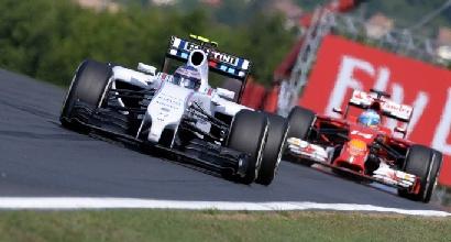 Massa e Alonso foto AFP, Foto AFP