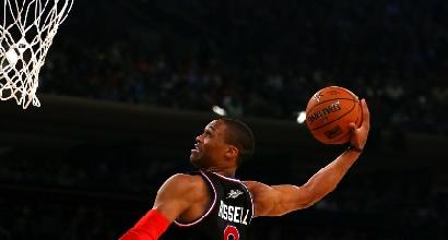 Westbrook, foto AFP, Foto AFP