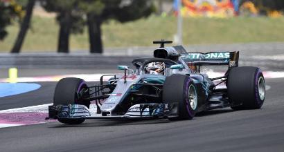 Lewis Hamilton (Afp), Foto AFP