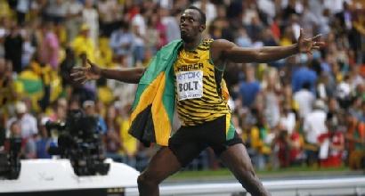 Usain Bolt (LaPresse), Foto © LaPresse