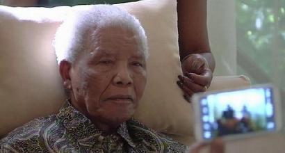 Nelson Mandela (LaPresse), Foto © LaPresse