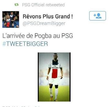Juve, Pogba su Twitter... è già del Psg - Calcio - Sportmediaset