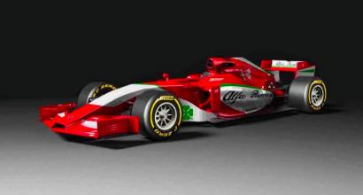 Formula E, Ferrari ci pensa, Foto Twitter