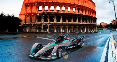 Formula E: svelata la seconda generazione di vetture, Foto Ufficio Stampa