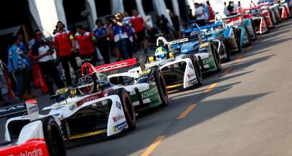 Formula E Saderini Pre Marrakech, Foto Ufficio Stampa