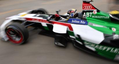 Formula E , Marrakech , Francesco Neri, Foto Ufficio Stampa
