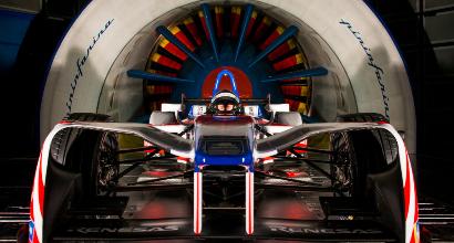 Formula E Mahindra Pininfarina, Foto Ufficio Stampa