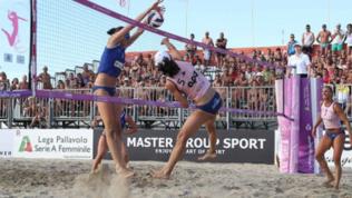 Lega Volley Summer Tour 2019: lo scudetto su Sportmediaset<br />