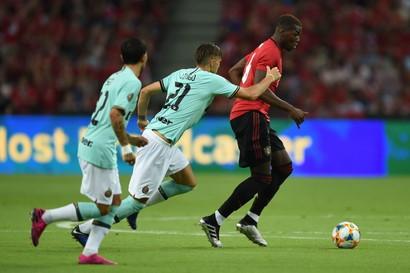 Parte male l'avventura nerazzurra in International Champions Cup: il Manchester United vince 1-0 grazie alla rete di Greenwood. Esordio per Nicol&...