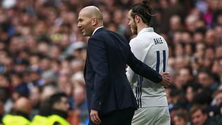 """Real Madrid, Zidane annuncia l'addio di Bale: """"Speriamo presto"""""""