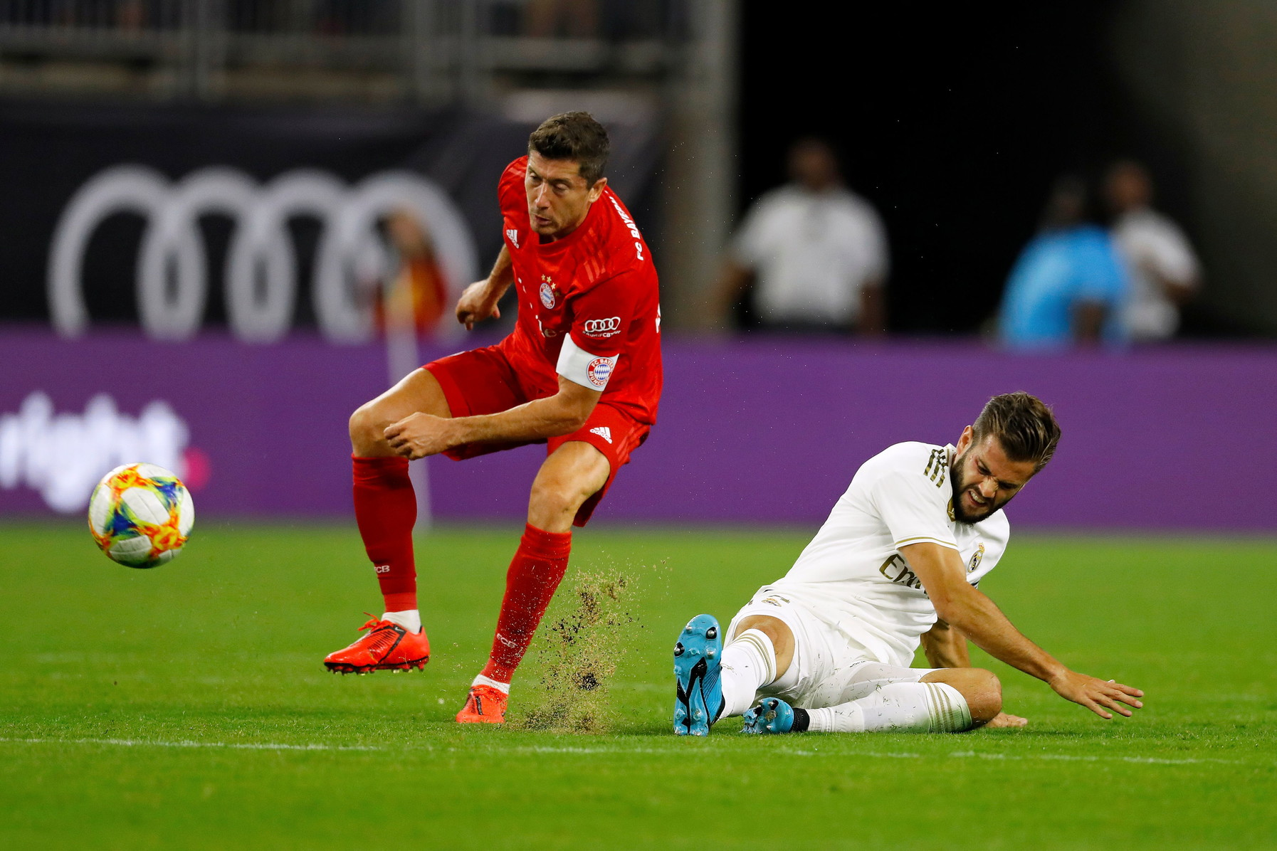 Real Madrid Bayern Monaco