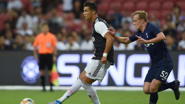 Juventus-Tottenham 2-2 LIVE Entra De Ligt e Lucas pareggia