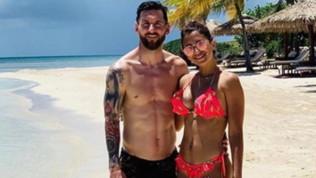 Messi, una vacanza da 15.500 euro a notte