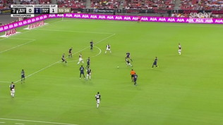 Higuain e Ronaldo: intesa e gol