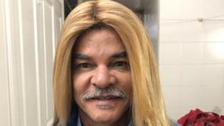 Valderrama, look virale: su Instagram con i capelli lisci