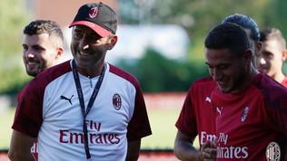 """Milan, Giampaolo aspetta il Bayern:""""Costruiamo la nostra identità"""""""
