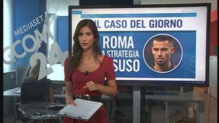 Milan, arriva Correa e Suso va verso la Roma | Conte e Lukaku più lontani