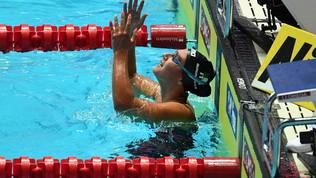 Nuoto, Mondiali: Quadarella domina i 1500 sl con record, Carraro bronzo nei 100 rana