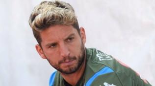 """Napoli, Mertens 'provoca'Sarri: """"Più bello vincere lo scudetto qui o alla Juve?"""""""