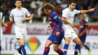 Rakuten Cup, il Chelsea stende il Barcellona e si aggiudica il trofeo