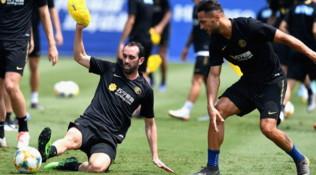 Inter, Godin già ringhia