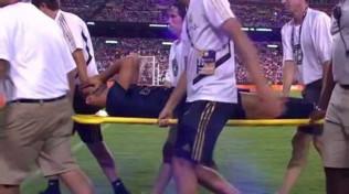 Real Madrid, Asensio si rompe il crociato: stagione già finita