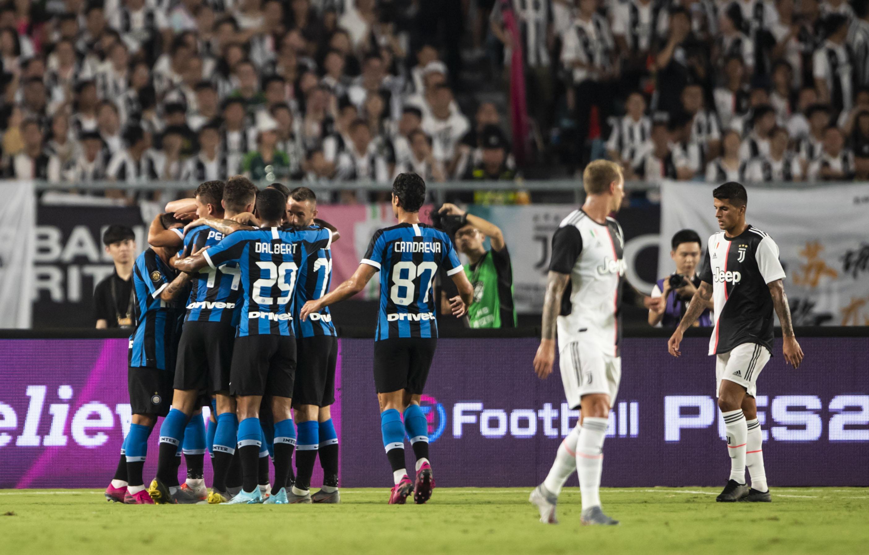Il primo Juventus-Inter della stagione è andato in scena a Nanchino:bianconeri e nerazzurri si sono affrontate nell'International Cha...
