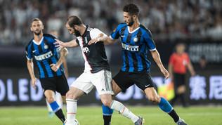 Juventus-Inter: le pagelle dei bianconeri