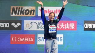 Nuoto, Pellegrini costante tra le generazioni: la più grande atleta italiana