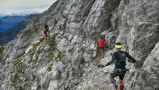 Menna, Arera, Grem, Alben: quando la MAGA Ultra Skymarathonvale l'Europa
