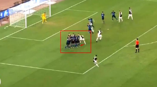 Juve-Inter, il gol di Ronaldo era da annullare? Sui social è bagarre
