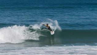 Europei surf, Claire Bevilacqua si prende il titolo