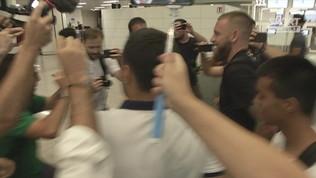 """De Rossi: """"Il Boca? Grande emozione"""""""