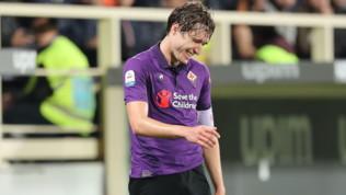 Fiorentina dura con Chiesa, il giocatore quasi in lacrime