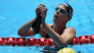 """Nuoto, Pellegrini: """"Mai avuto tanti dolori in vita mia"""""""