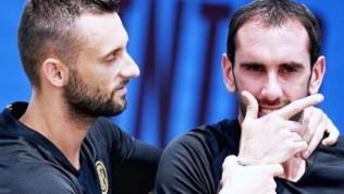 Inter, Brozovic insegna a Godin a diventare... epico